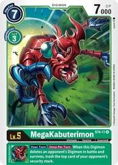 MegaKabuterimon - ST4-11 - R
