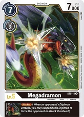 Megadramon - ST5-11 - R