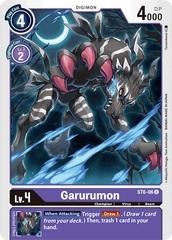 Garurumon - ST6-06 - C