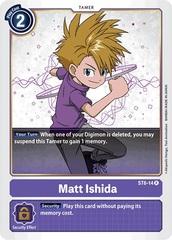 Matt Ishida - ST6-14 - R