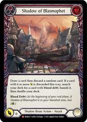 Shadow of Blasmophet - 1st Edition