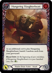 Hungering Slaughterbeast (Red) - 1st Edition