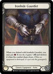 Ironhide Gauntlet - 1st Edition