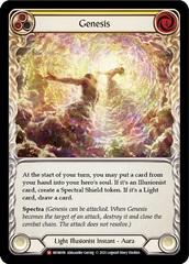 Genesis - 1st Edition