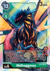 Nidhoggmon - BT4-062 - SR