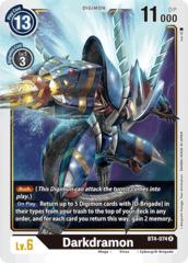 Darkdramon - BT4-074 - R