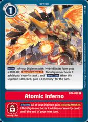 Atomic Inferno - BT4-098 - C