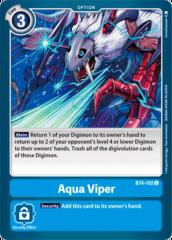 Aqua Viper - BT4-102 - C