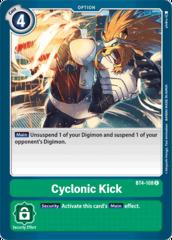 Cyclonic Kick - BT4-108 - C