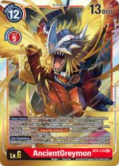AncientGreymon - BT4-113 - SEC