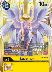 Lucemon - BT4-115 - SEC