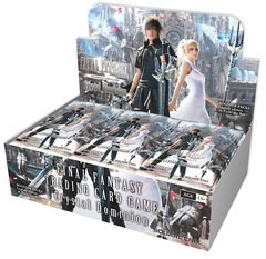 Final Fantasy TCG Opus XV Crystal Dominion Booster Box
