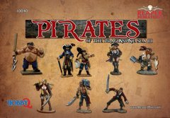 Pirates of the Dragonspine Sea III