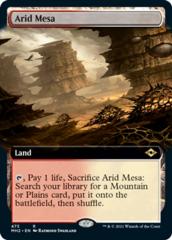 Arid Mesa (Extended Art)