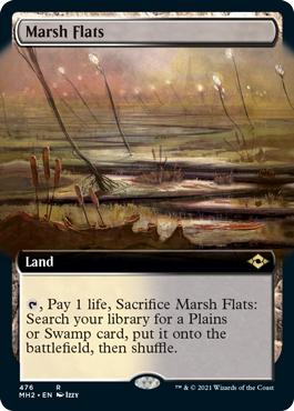 Marsh Flats (Extended Art)