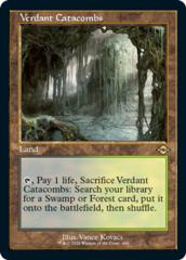 Verdant Catacombs (Retro Frame)