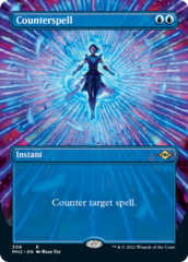 Counterspell (Borderless)