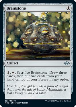 Brainstone - Foil