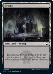 Swamp (273) - Foil