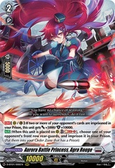 Aurora Battle Princess, Agra Rouge - D-BT01/006EN - RRR