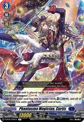 Phantasma Magician, Curtis - D-BT01/032EN - R
