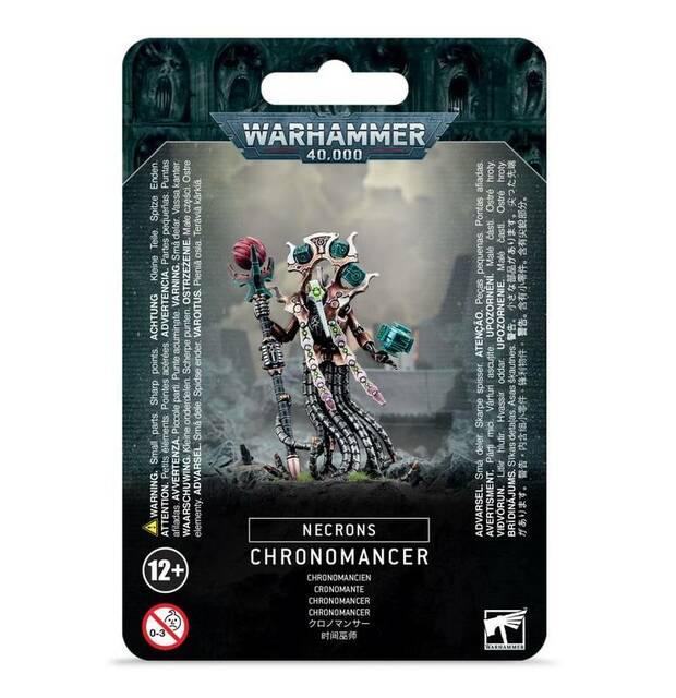 Necrons Chronomancer