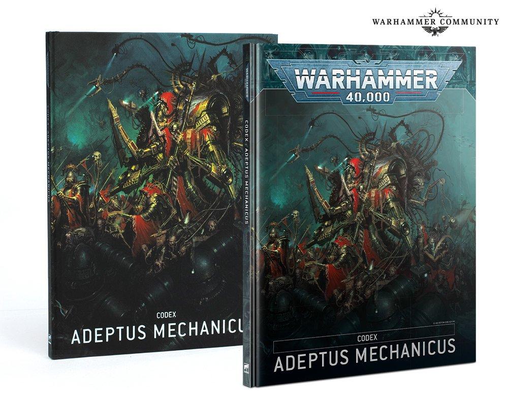 Codex: Adeptus Mechanicus (2021)