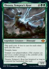 Thrasta, Tempest's Roar - Foil