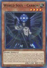 World Soul - Carbon - LIOV-EN028 - Common - 1st Edition