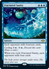 Fractured Sanity - Foil