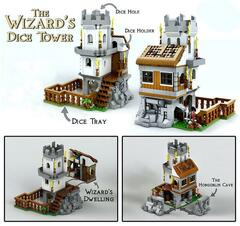 The Wizard's Dice Tower Campaign