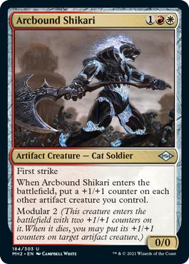 Arcbound Shikari - Foil