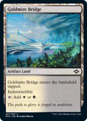 Goldmire Bridge - Foil