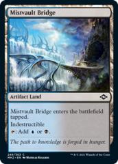 Mistvault Bridge - Foil