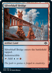Silverbluff Bridge - Foil