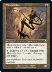Monoskelion - Retro Frame