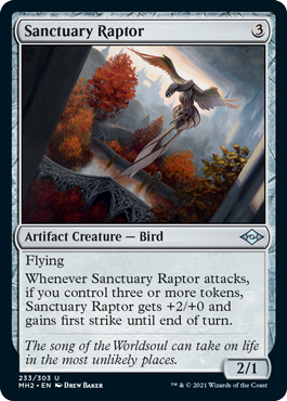 Sanctuary Raptor