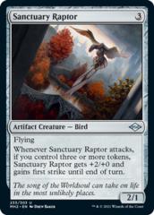 Sanctuary Raptor - Foil
