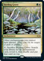 Sterling Grove - Foil