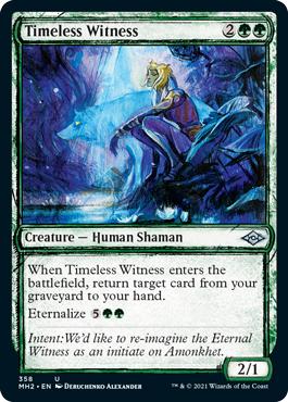 Timeless Witness (Showcase)