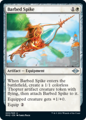 Barbed Spike