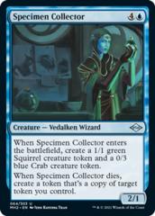 Specimen Collector - Foil