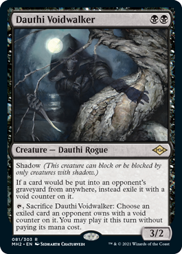 Dauthi Voidwalker - Foil