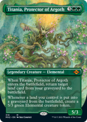 Titania, Protector of Argoth - Foil - Borderless