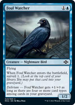 Foul Watcher