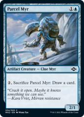 Parcel Myr - Foil