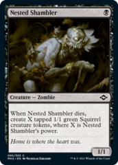 Nested Shambler - Foil