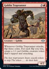 Goblin Traprunner - Foil