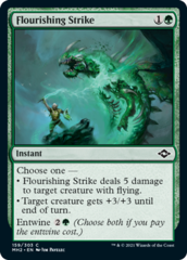 Flourishing Strike - Foil