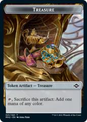 Treasure Token (021)